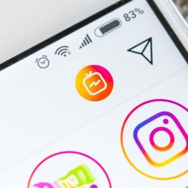 Sticker anti bullying instagram historias