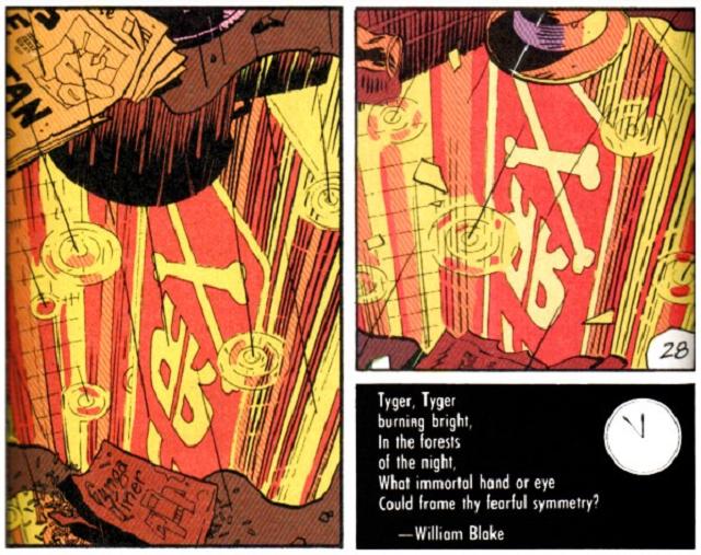 Watchmen Cómic Personajes Trama Significado