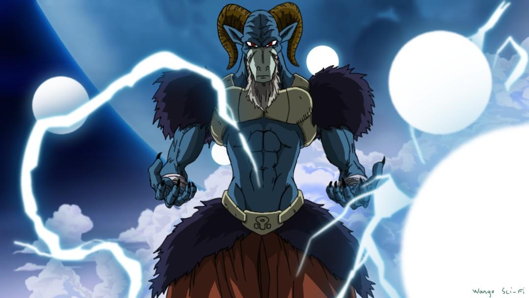 Moro Dragon Ball Super