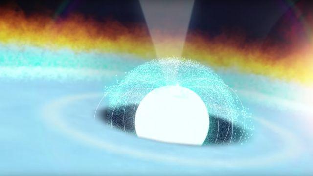 Explosion Sagitario