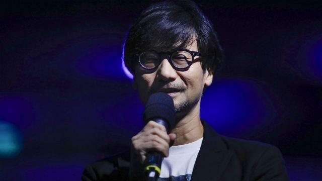Hideo Kojima hará películas
