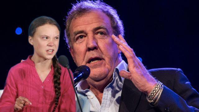 Jeremy-Clarkson llama idiota a Greta Thunberg