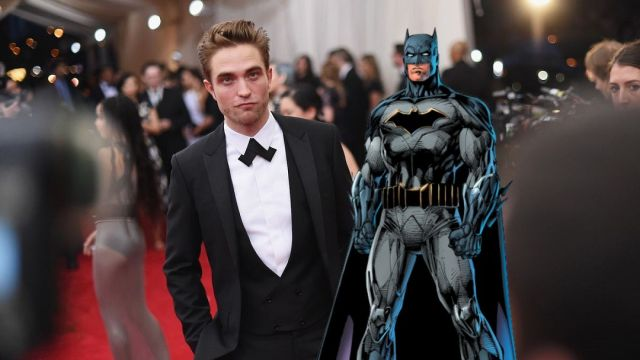 Robert Pattinson Entrenamiento Batman