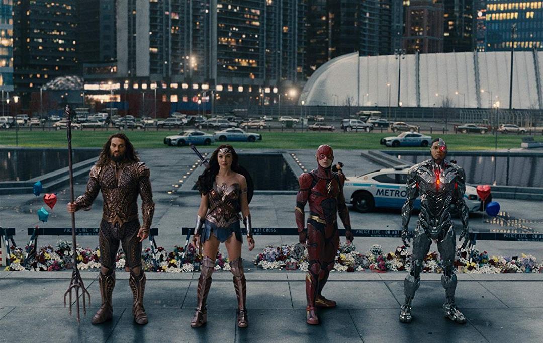Imágenes inéditas Snyder Cut
