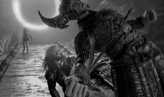 Jason Momoa comparte imagen del Snyder Cut
