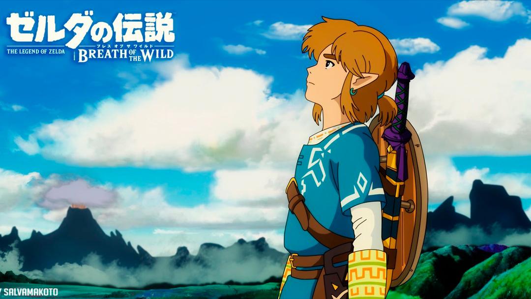 Studios Ghibli Legend of Zelda