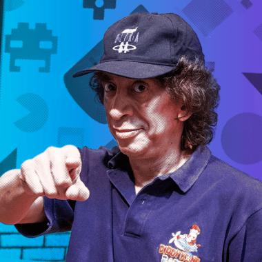 GUs Rodriguez Nintendomania