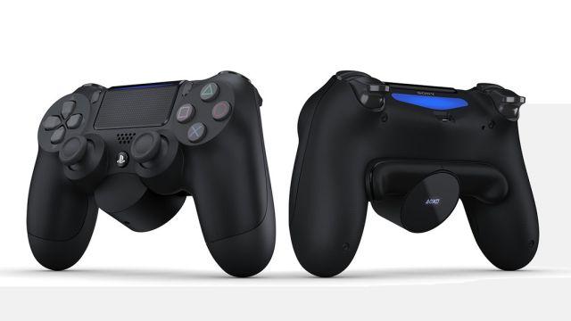 Back Botton Dualshock 4 PS4
