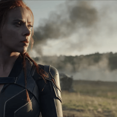 Black Widow trailer oficial