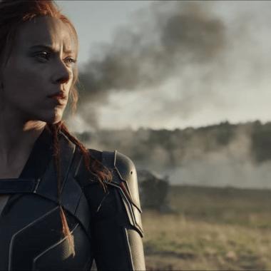 Black Widow trailer oficial