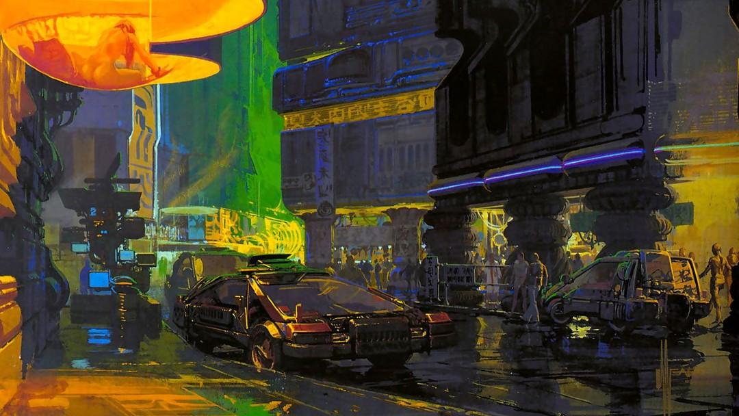 Blade Runner Syd Meade Muere