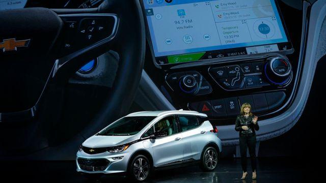 GM Autos electricos