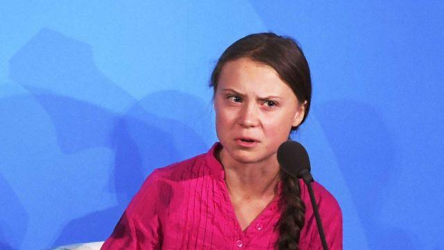 Greta Thunberg Persona del Año 2019