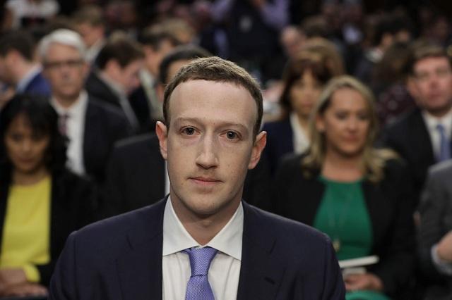Mark Zuckerberg Personajes Década