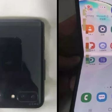 Nuevo Galaxy Fold Samsung