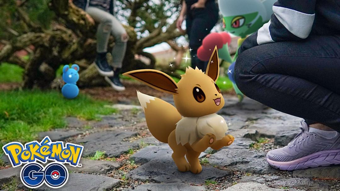 Pokémon GO Aventuras Con Tu Compañero