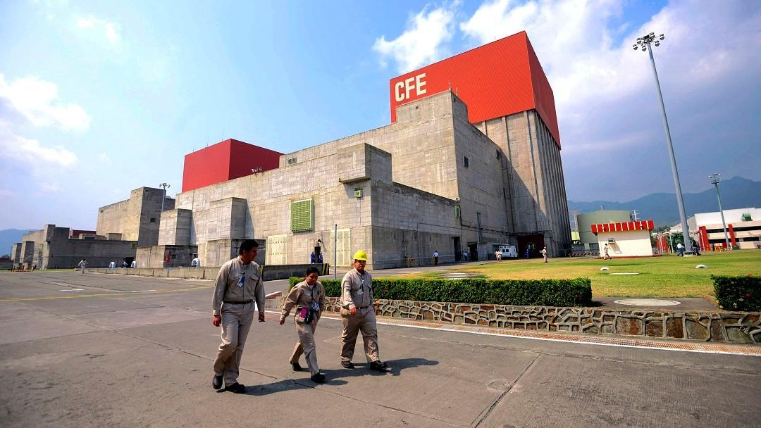 Reactores Nucleares México