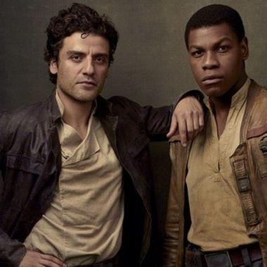 Relación Poe Finn Star Wars