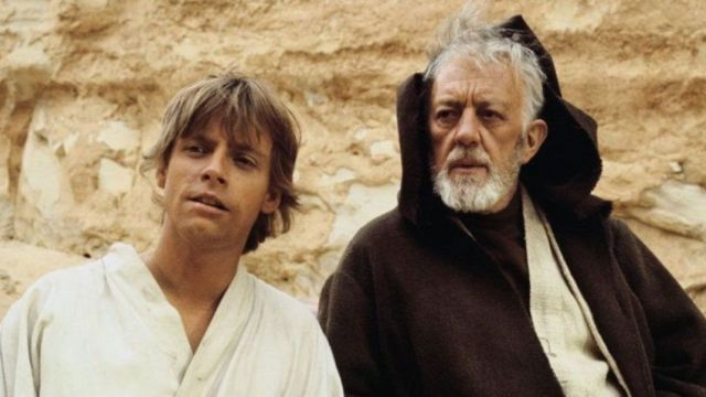 Serie Obi-Wan Kenobi Joven Luke Skywalker