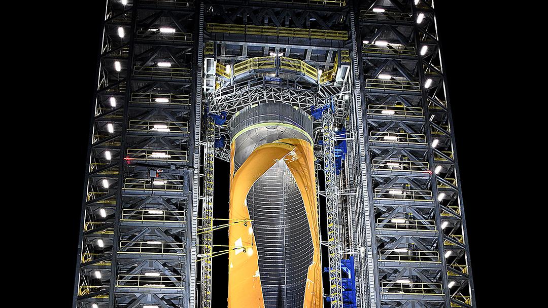 Sistema de Lanzamiento Espacial