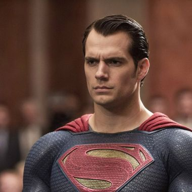 Superman Traje Negro Snyder Cut