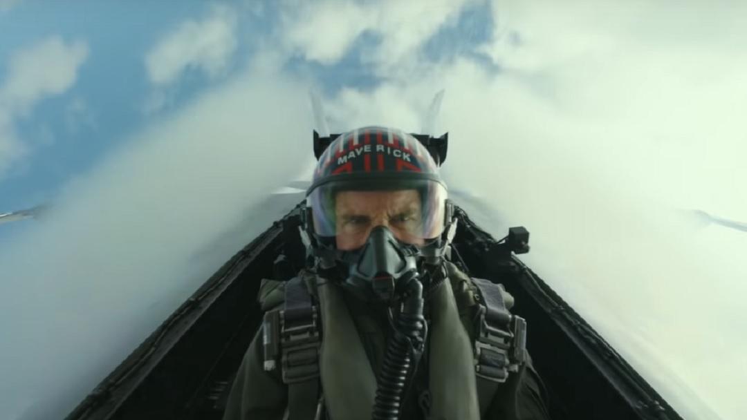 Top Gun Maverick Primer Tráiler