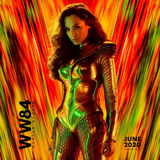 Wonder Woman 1984 Pósters