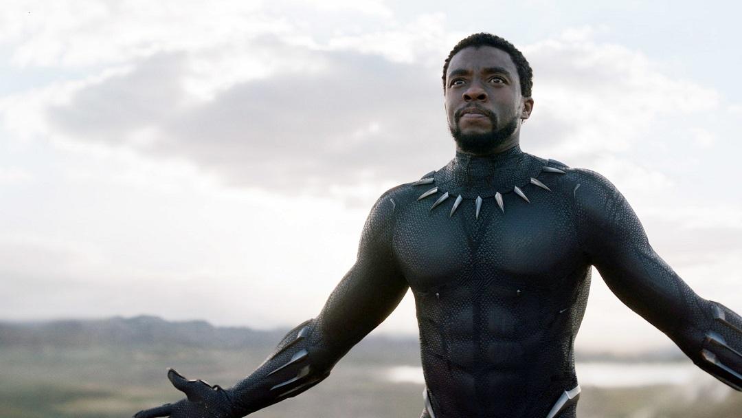 Chadwick Boseman Black Panther