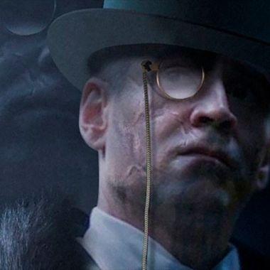Colin Farrell El Pingüino Batman