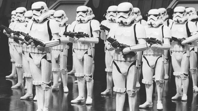 Desfile Star Wars CDMX Abril