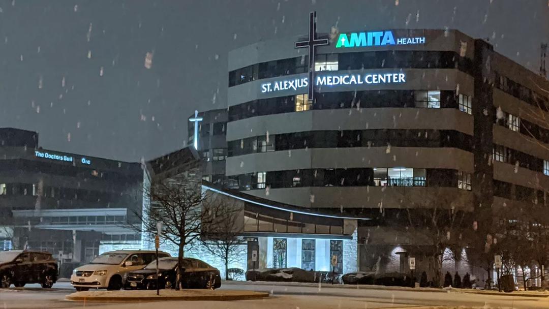 Hospital Chicago