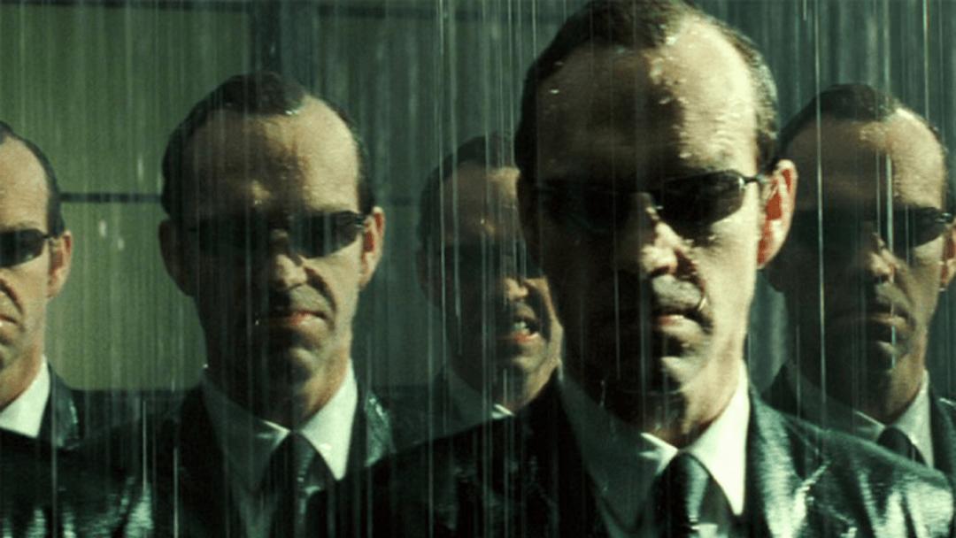 Hugo Weaving Agente Smith Matrix 4