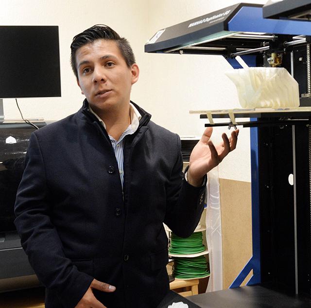 Impresora 3D UNAM