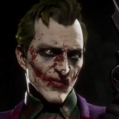 Joker DLC Mortal Kombat 11