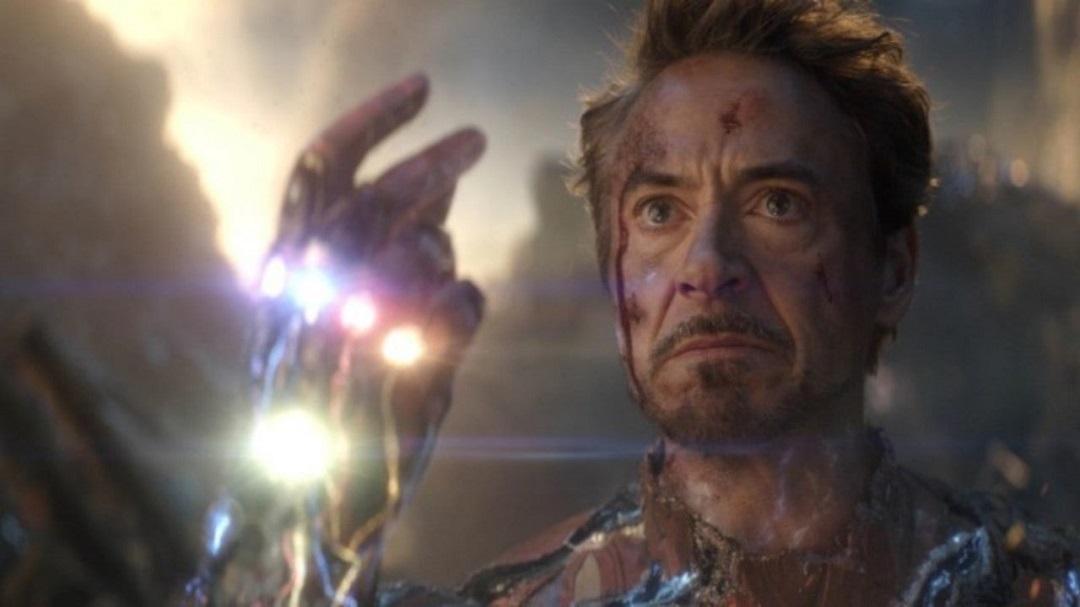 Muerte de Tony Starl Avengers Endgame