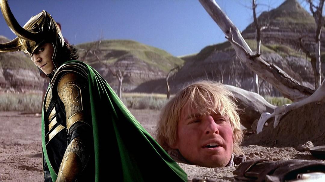 Owen Wilson Serie Loki
