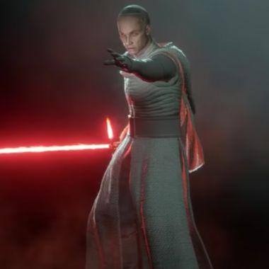 Papa Juan Pablo II Star Wars Battlefront II