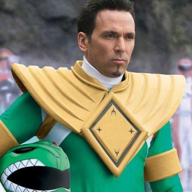 Power Ranger Verde Asesino Condenado Prisión