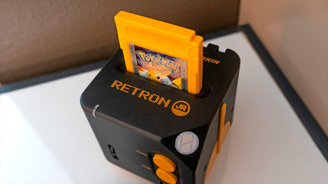 RetroN Jr