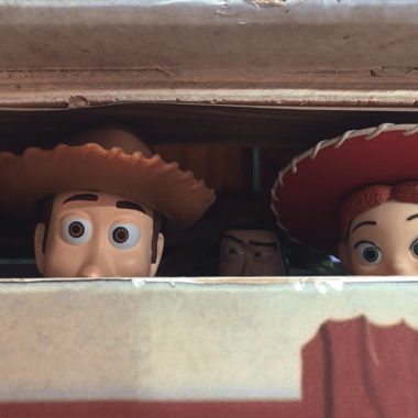 Toy Story 3 Stop Motion