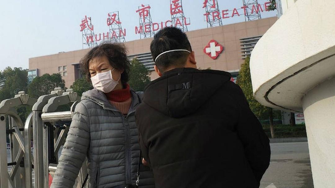 Primer Caso virus China Estados Unidos