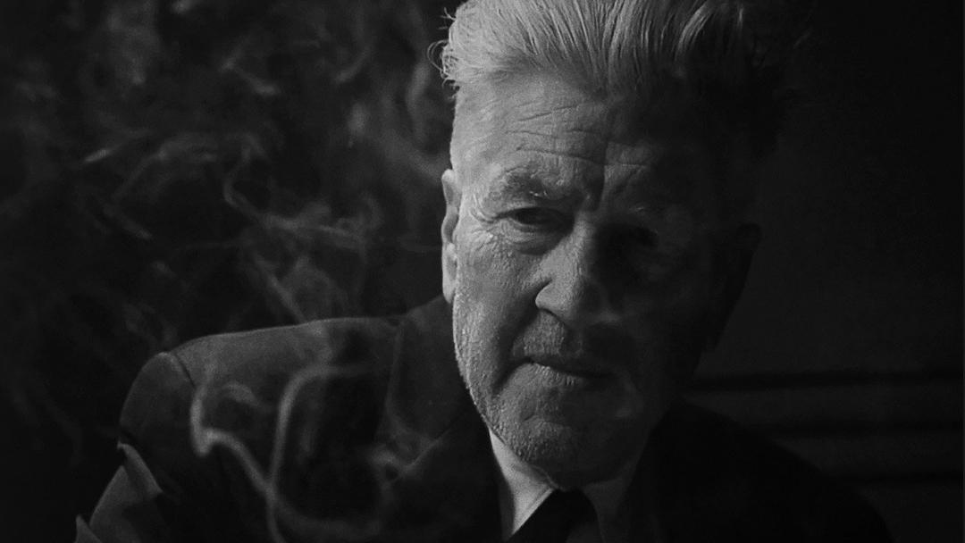 David Lynch en su nuevo cortometraje