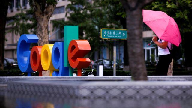 Google Cierra Oficinas China Coronavirus