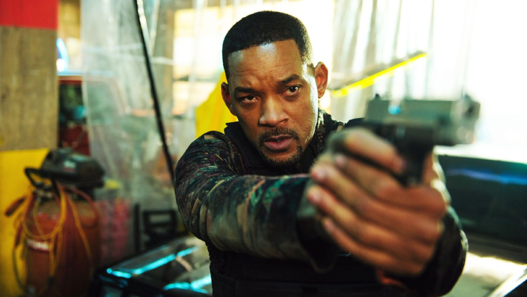 Will Smith Taxista