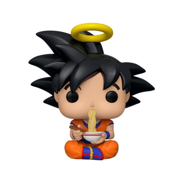 Funko Goku Comiendo Ramen Dragon Ball