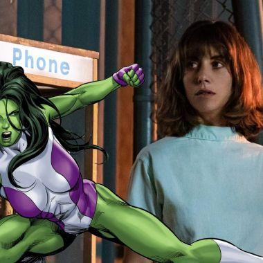 Alison Brie She Hulk