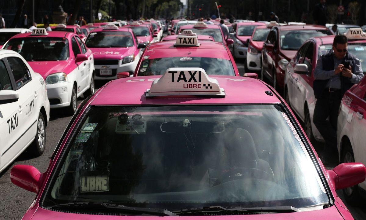 App Taxis CDMX