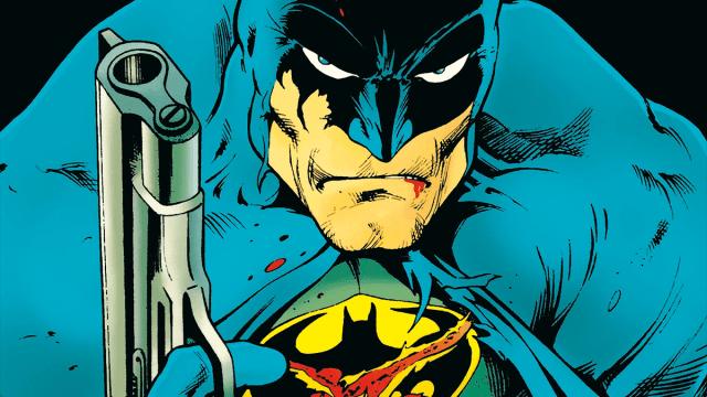 Batman Año dos