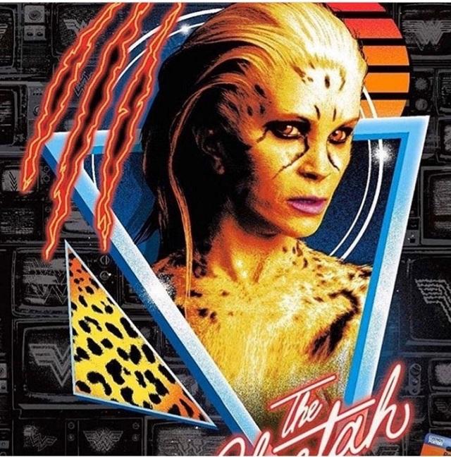 Cheetah Wonder Woman 1984