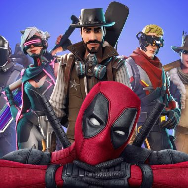Deadpool en Fortnite